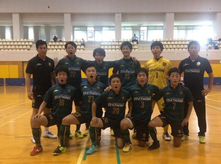 北信越フットサルリーグ2018【1部】第7節 vsJOGARBOLA福井