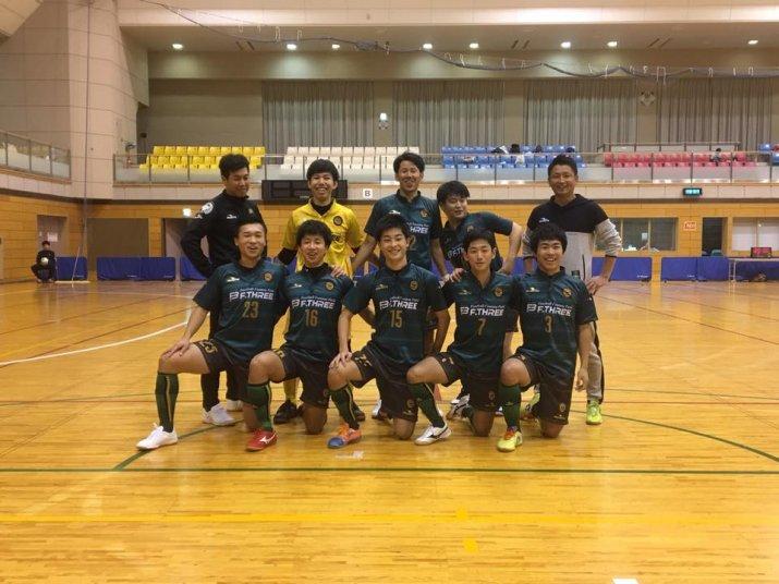 北信越フットサルリーグ2018【1部】第9節 vsSOFT MOUTAIN