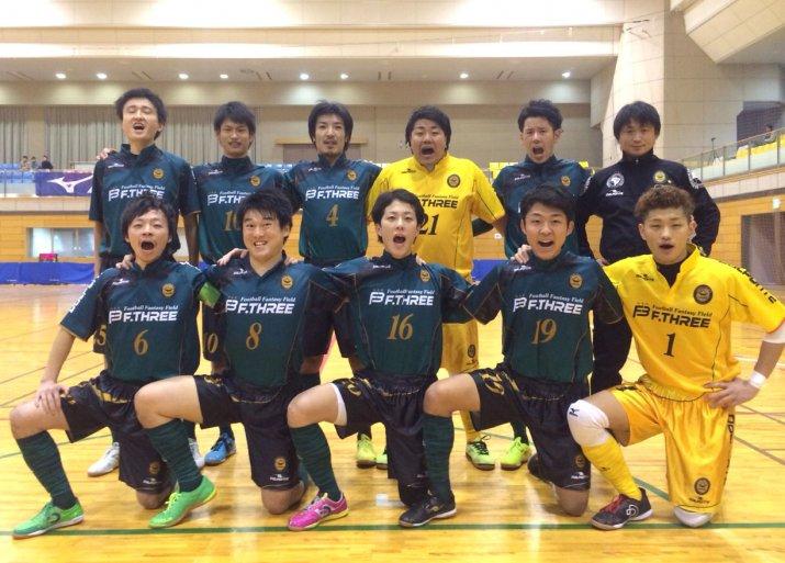北信越フットサルリーグ第11節 vs JOGABOLA福井