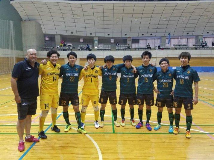 北信越フットサルリーグ2018【1部】第2節 vsレジスタ長岡